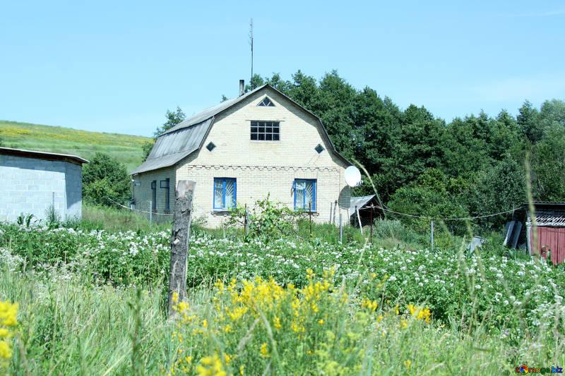 Дача и загородный дом за материнский капитал